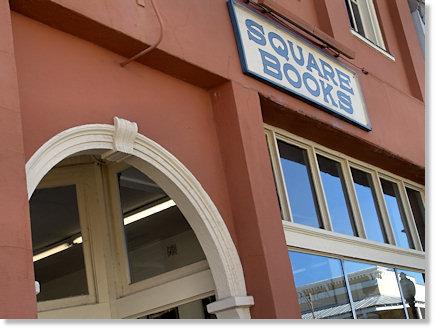 Square Books Oxford Mississippi