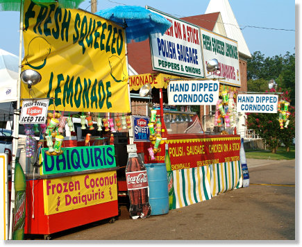 Watermelon Carnival Food Vendors
