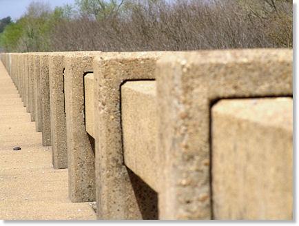 Bridge Guardrail