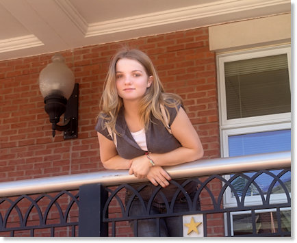 Haley at the Chancery Building