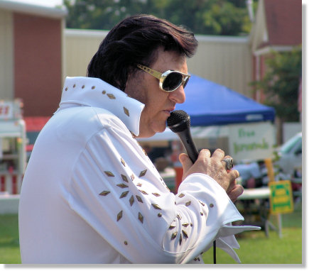 Elvis Impersonator