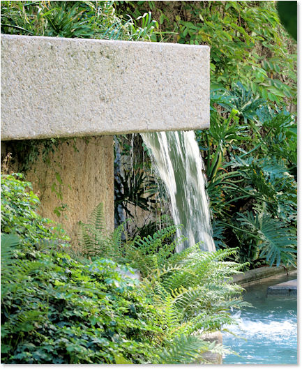 Little Decorative Waterfalls