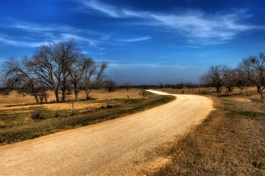 Country Road Copyright © J. Cricket Walker