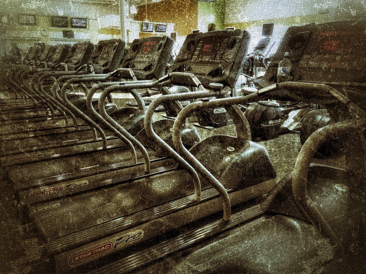 Psycho Treadmill